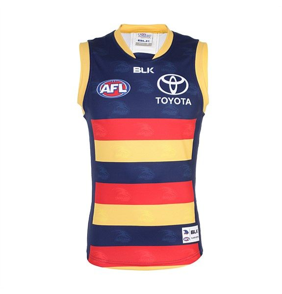 News - 2015 Adelaide Crows BLK apparel | BigFooty
