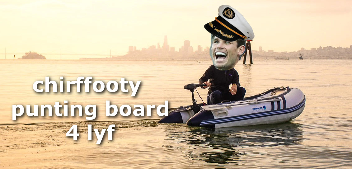 Chief, the most stable genius,footy punting.jpg