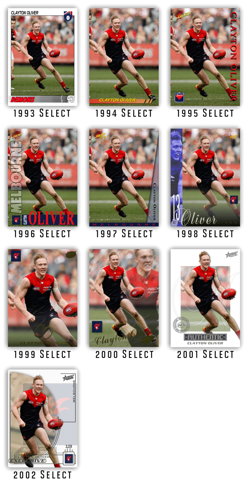 Clayton Oliver - Select Cards (1993-2002).png