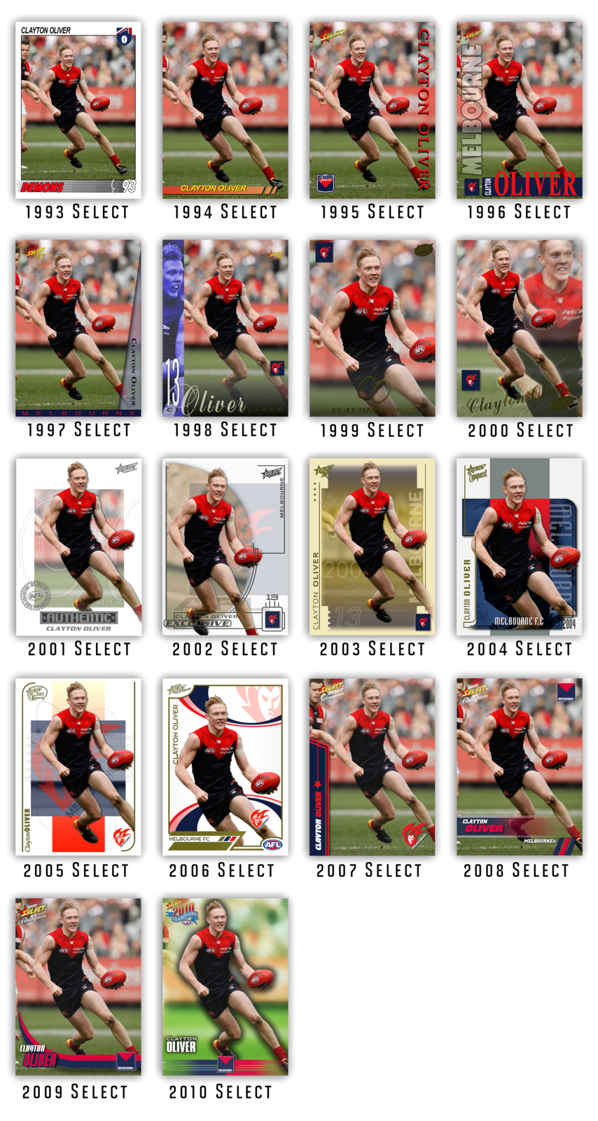 Clayton Oliver - Select Cards (1993-2010).png