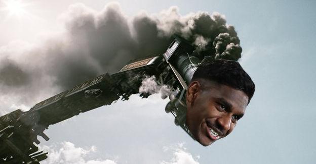 Coleman off the rails.jpg