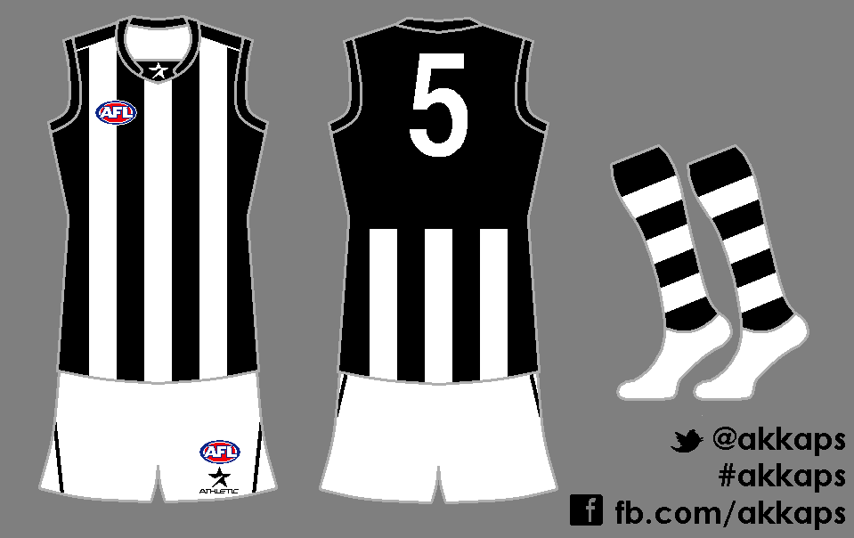 Magpies Home with white shorts.png
