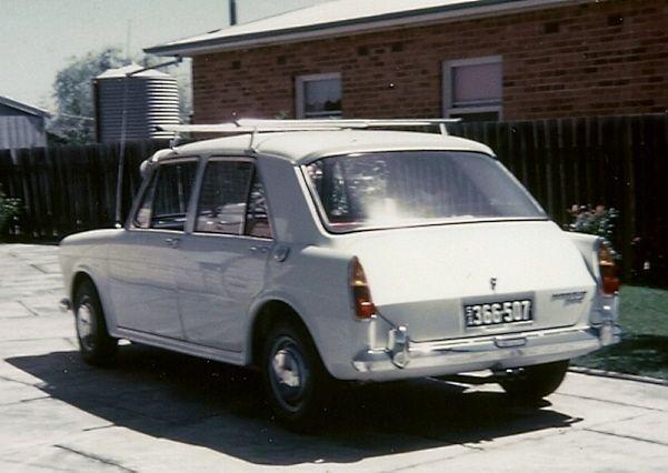 My Morris 1100.JPG