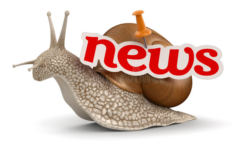 news-snail-clipping-path-included-image-34404632.jpg