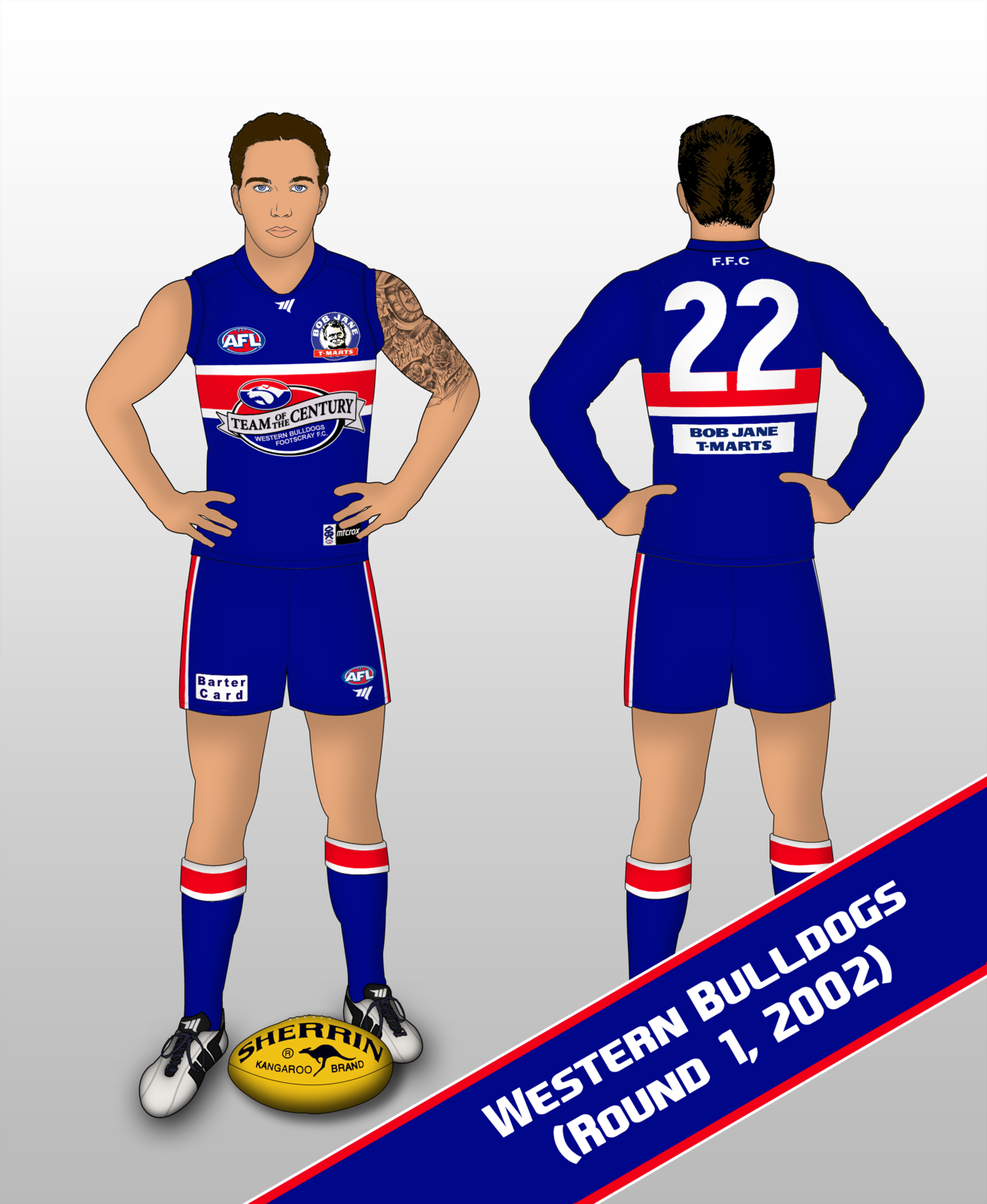 Western Bulldogs - Round 1 2002.png