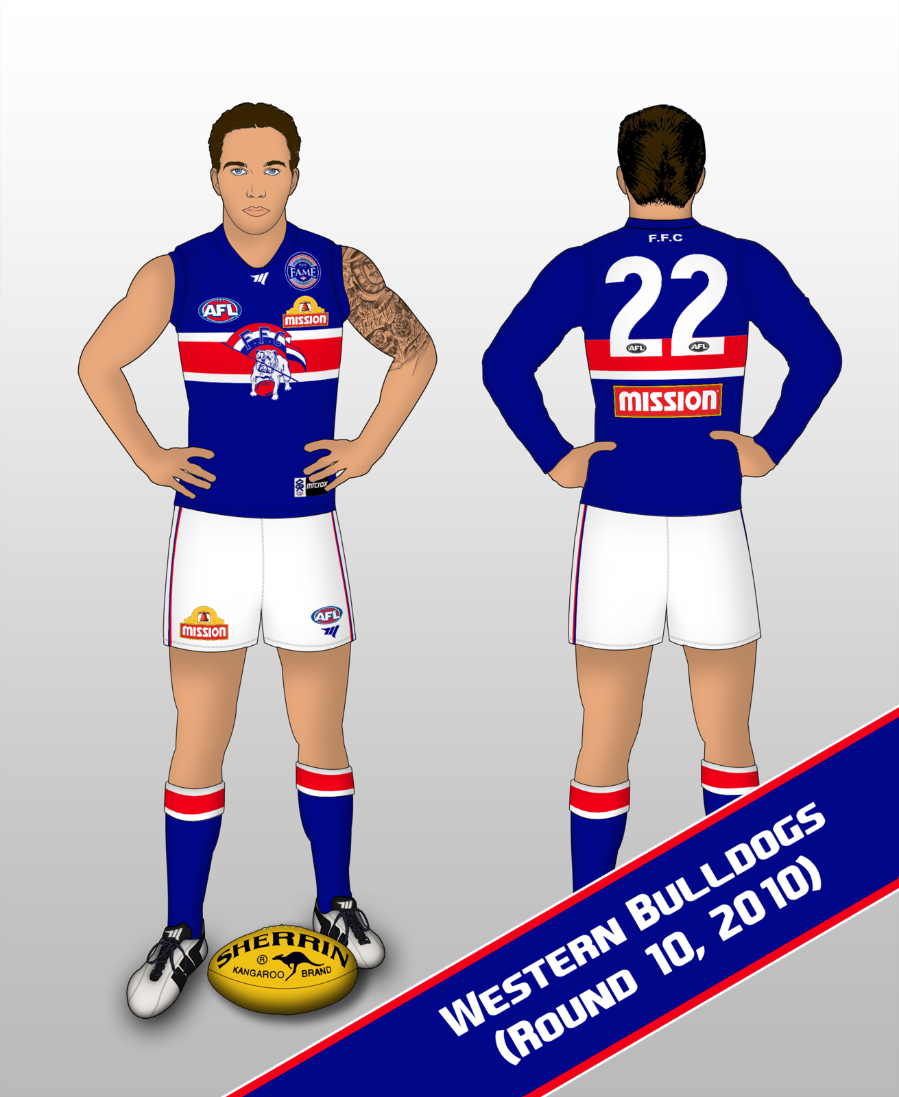 Western Bulldogs - Round 10 2010.png