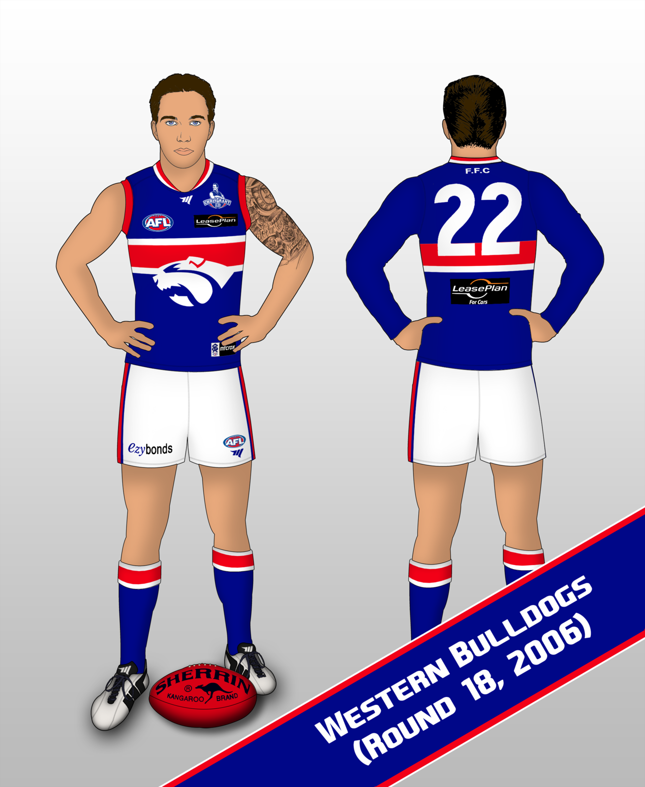 Western Bulldogs - Round 18 2006.png
