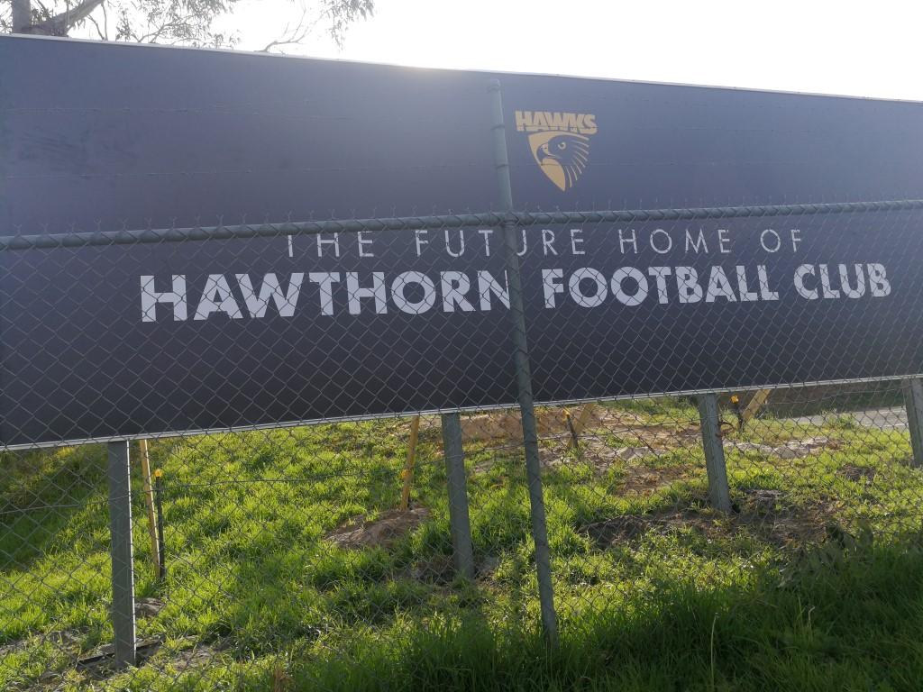 The future home of the hawthorn football club | BigFooty