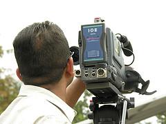 AFL Cameraman
