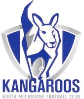 North Melbourne Football Club Logo