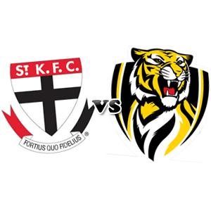 St Kilda and Richmond Logos