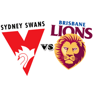 Sydney Swans vs Brisbane Lions