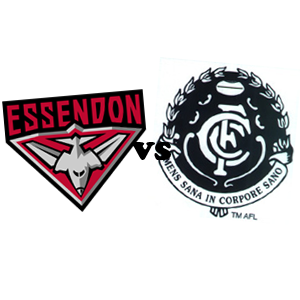 essendon vs carlton round 11 afl 2013