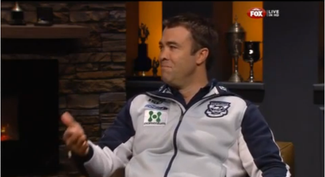 Chris Scott in On the Couch