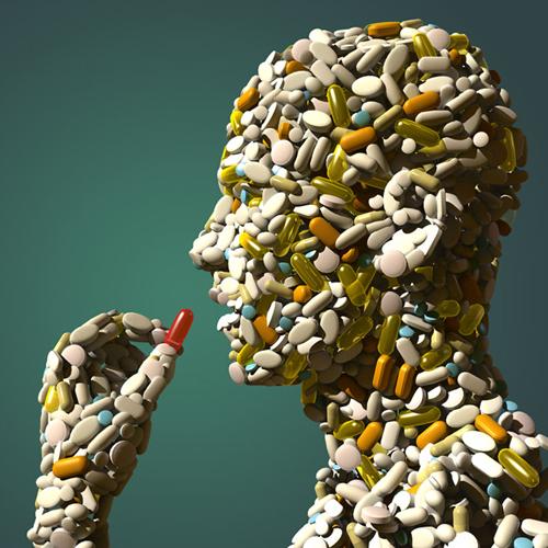 pursuing a drug free life