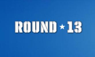 AFL Teams, Round 13 2014