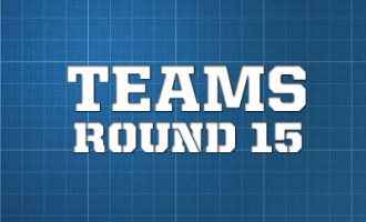 AFL Teams, Round 15 2014