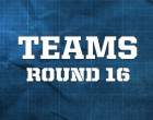 AFL Teams, Round 16 2014