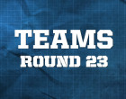 AFL Teams – Round 23, 2014