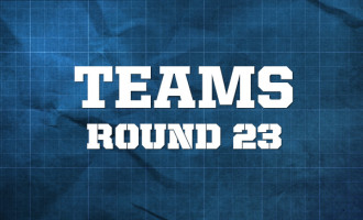 AFL Teams – Round 23, 2014
