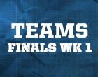 AFL Teams – Finals Week 1, 2014