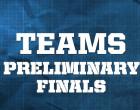 AFL Teams – Preliminary Finals, 2014