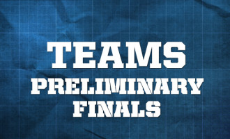AFL Teams – Preliminary Finals, 2014
