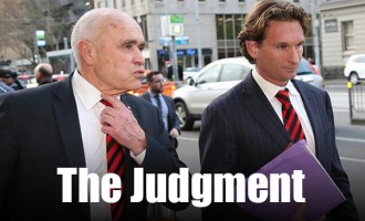 Essendon/Hird v ASADA – The Judgment