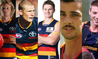 Adelaide Crows' 5 Important Players