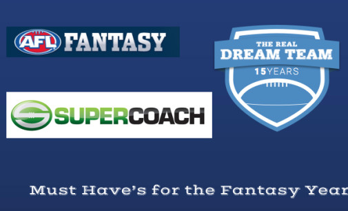 The Top 5 Must Have's for the Fantasy Year