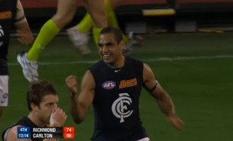Carlton look for forwards to step up