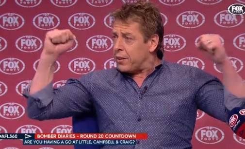 Nothing illegal has been proven. But who let us get away with it? – Round 20 AFL Pre-match