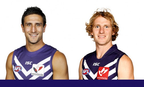 Fremantle boosted by returning stars