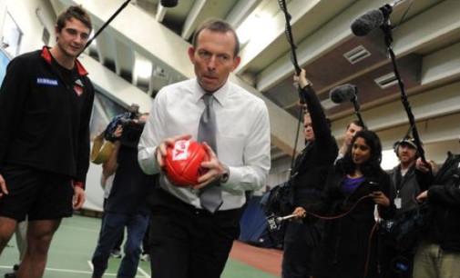 AFL Semi Finals, 2015 – Vale Tony Abbott.