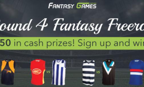 AFL Daily Fantasy Picks for FantasyGames.com.au