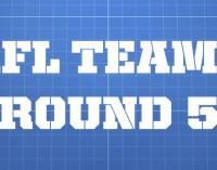 AFL Teams Round 5, 2016